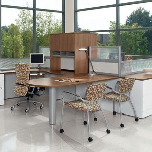 New Desks & Credenzas